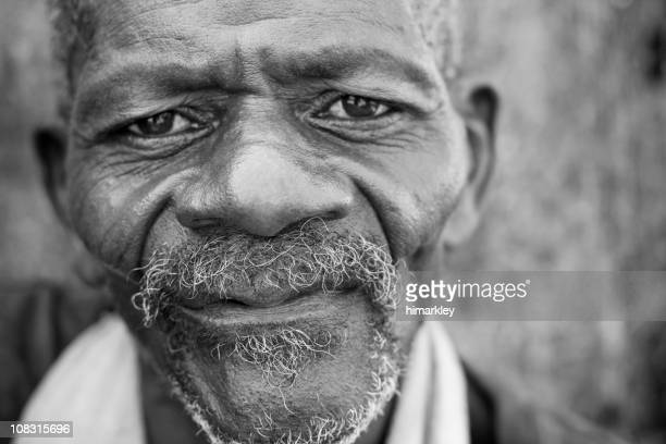 Elderly African Man