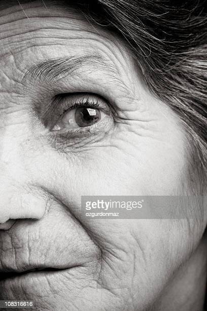 Ojo de edad avanzada