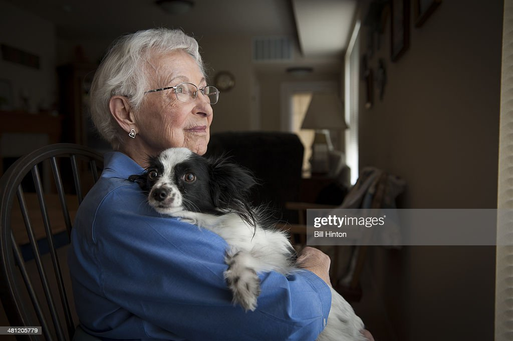 Elderly Care : News Photo