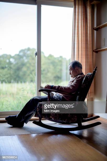 Awesome Worlds Best Old Man Rocking Chair Stock Pictures Photos Theyellowbook Wood Chair Design Ideas Theyellowbookinfo