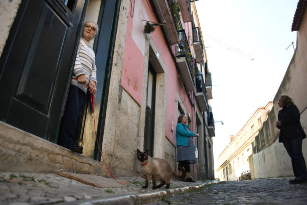 PRT: Daily Life During Coronavirus Epidemic In Portugal