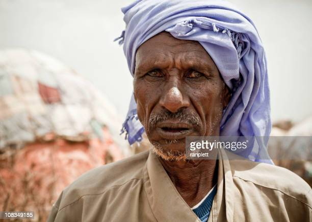 Elderly Somali Man