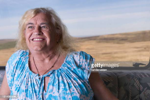 elderly transgender person - sleeveless stock pictures, royalty-free photos & images