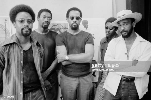 Eldridge Cleaver leader of the Black Panther Party circa 1970