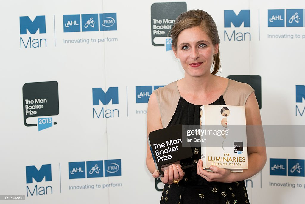 The Man Booker Prize For Fiction 2013 : News Photo