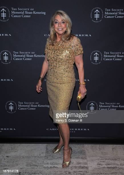 Eleanor Kennedy attends the 2013 Society Of Memorial SloanKettering Cancer Center Fall Party at the Four Seasons Restaurant on November 13 2013 in...