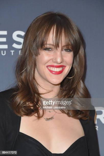 Eleanor Lambert attends CNN Heroes 2017 at the American Museum of Natural History on December 17 2017 in New York City 27437_017