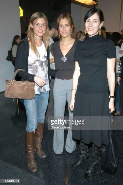 Eleanor Lembo, Cristina Greeven Cuomo and Jill Kargman
