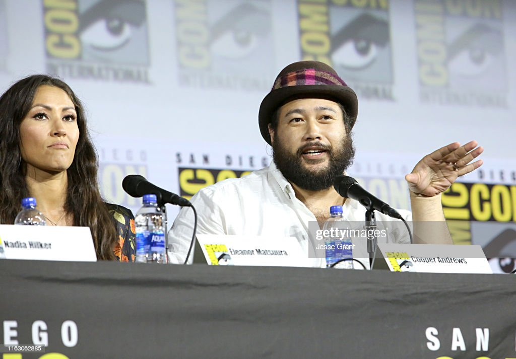 AMC At Comic Con 2019 - Day 1 : News Photo