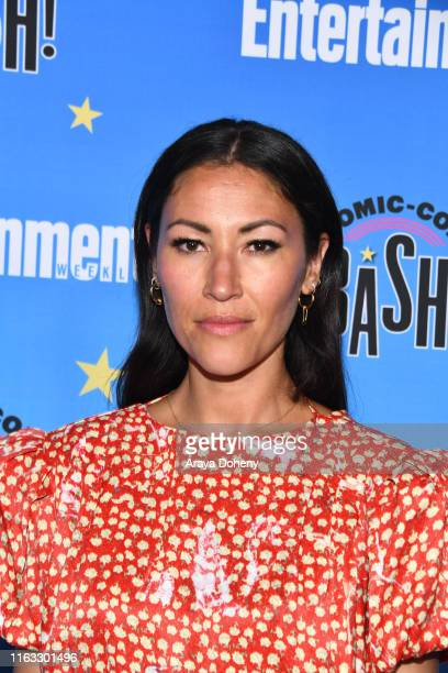 Eleanor Matsuura at the Entertainment Weekly ComicCon Celebration at Float at Hard Rock Hotel San Diego on July 20 2019 in San Diego California