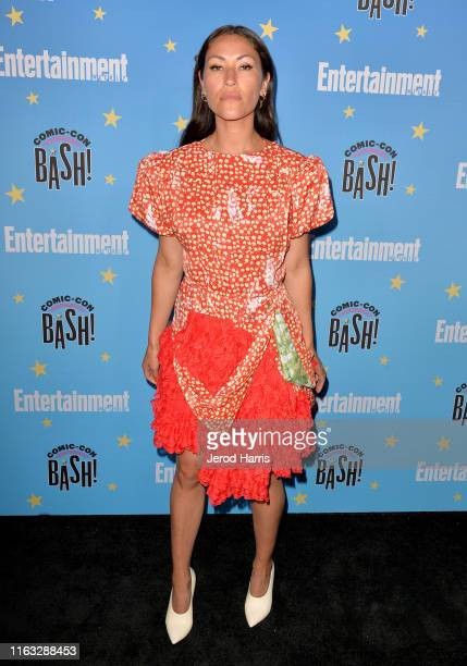 Eleanor Matsuura attends Entertainment Weekly ComicCon Celebration at Float at Hard Rock Hotel San Diego on July 20 2019 in San Diego California