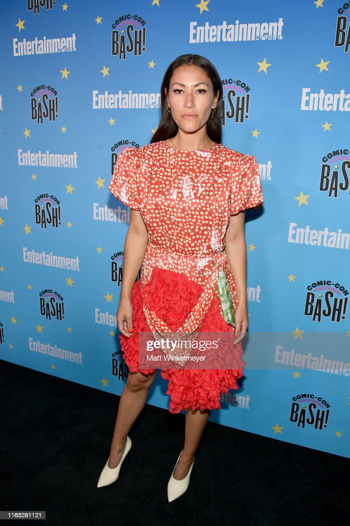 Entertainment Weekly Hosts Its Annual Comic-Con Bash At FLOAT At The Hard Rock Hotel In San Diego In Celebration Of Comic-Con 2019 - Arrivals : News Photo
