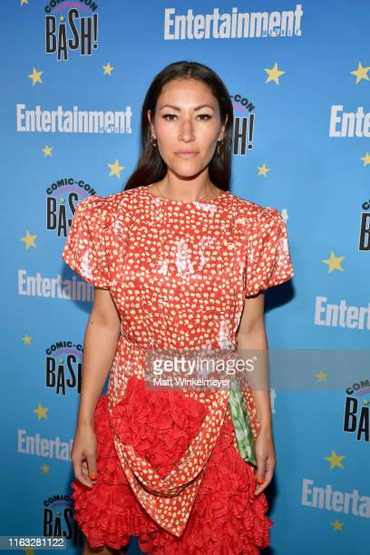 Eleanor Matsuura attends Entertainment Weekly's ComicCon Bash held at FLOAT Hard Rock Hotel San Diego on July 20 2019 in San Diego California...