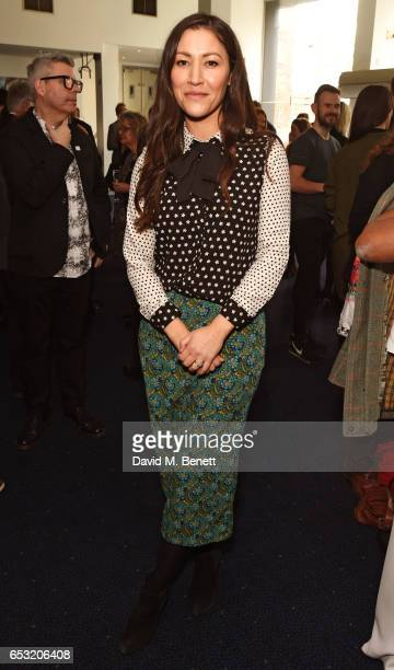 Eleanor Matsuura attends the Into Film Awards 2017 at Odeon Leicester Square on March 14 2017 in London England