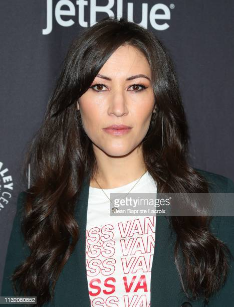Eleanor Matsuura attends the Paley Center for Media's 2019 PaleyFest LA The Walking Dead held at the Dolby Theater on March 22 2019 in Los Angeles...