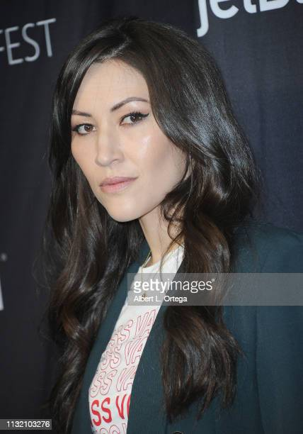 Eleanor Matsuura attends The Paley Center For Media's 2019 PaleyFest LA The Walking Dead held at Dolby Theatre on March 22 2019 in Hollywood...