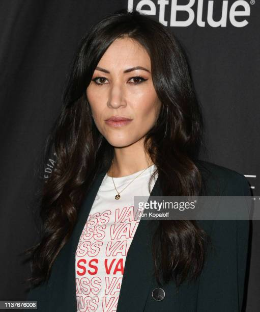Eleanor Matsuura attends The Paley Center For Media's 2019 PaleyFest LA The Walking Dead at Dolby Theatre on March 22 2019 in Hollywood California