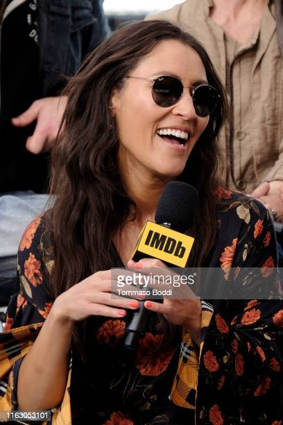Eleanor Matsuura speaks onstage at the #IMDboat at San Diego ComicCon 2019 Day Two at the IMDb Yacht on July 19 2019 in San Diego California