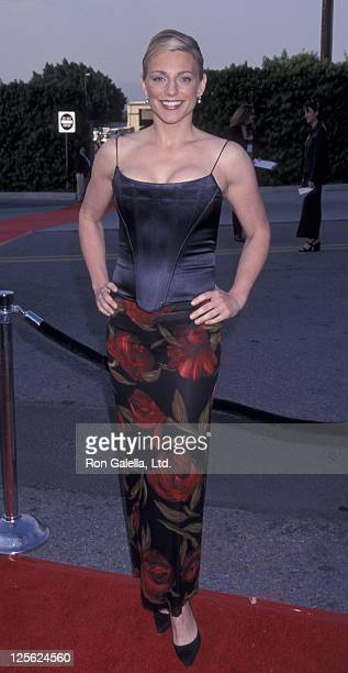 Eleanor Mondale attends 11th Annual APLA Commitment to Life Benefit Gala on May 27 1999 at the Universal Ampitheater in Universal City California