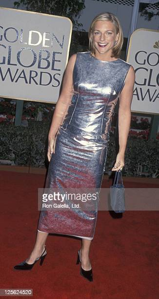 Eleanor Mondale attends 56th Annual Golden Globe Awards on January 23 1999 at the Beverly Hilton Hotel in Beverly Hills California