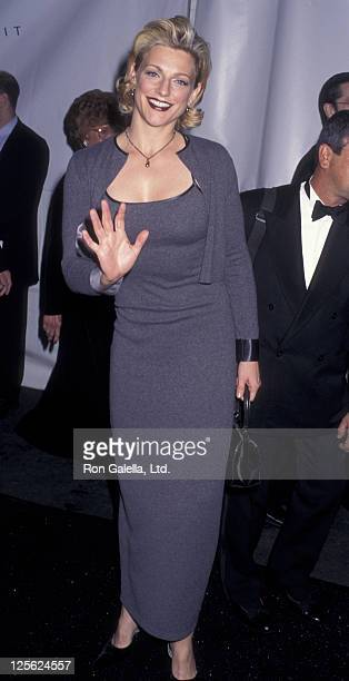 Eleanor Mondale attends Eighth Annual Fire and Ice Ball on December 3 1997 at Paramount Studios in Hollywood California