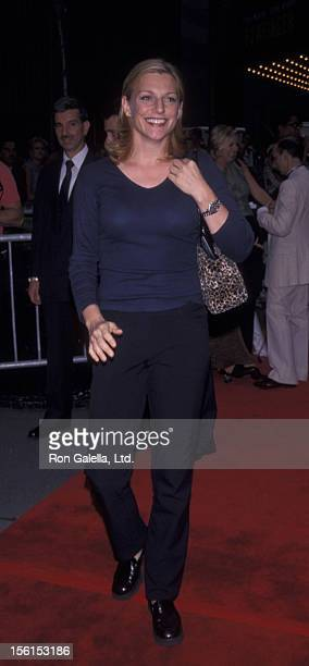 Eleanor Mondale attends the premiere of 'Bowfinger' on July 26 1999 at the Ziegfeld Theater in New York City