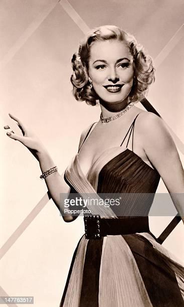 Eleanor Parker American actress circa 1955