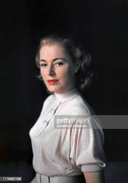 Eleanor Parker in circa 1950 in Los Angeles, California.
