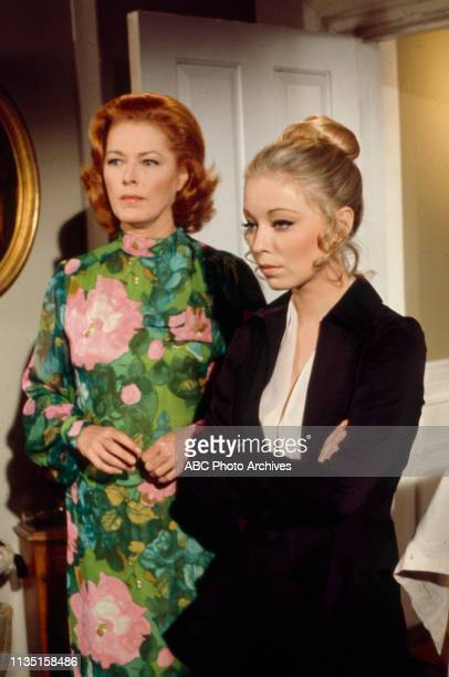 Eleanor Parker Jill Haworth appearing in the Walt Disney Television via Getty Images tv movie 'Home for the Holidays'