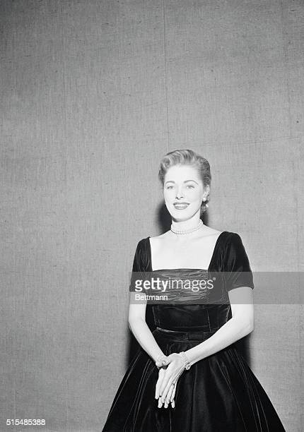 Eleanor Parker, nominated as best actress for her role in Interrupted Melody.