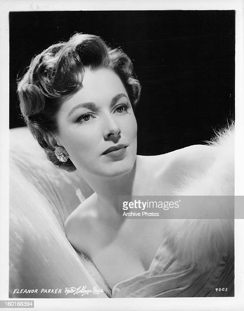 Eleanor Parker publicity portrait 1955