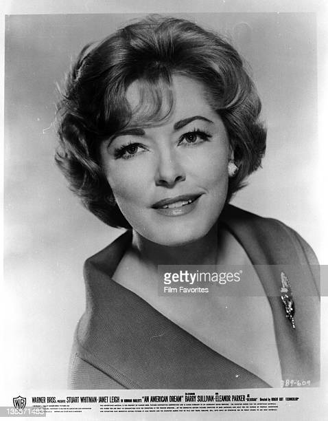 Eleanor Parker publicity portrait from the film 'An American Dream' 1966