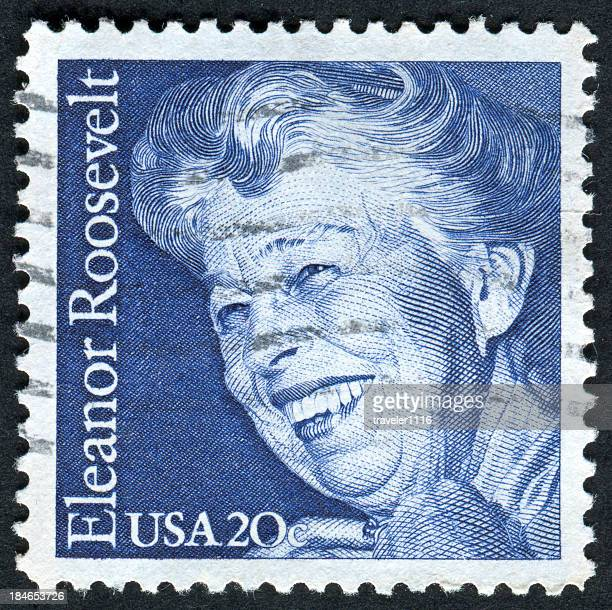 Eleanor Roosevelt Stamp
