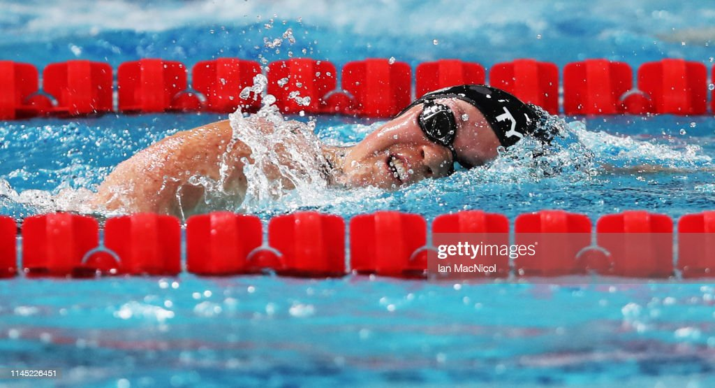 GBR: British Para-Swimming International Meet 2019 - Day Two