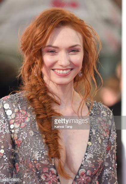 Eleanor Tomlinson Stock Photos And Pictures Getty Images