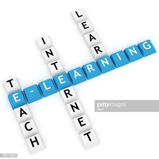 E-Learning Crossword