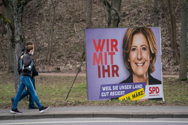 DEU: Rhineland-Palatinate To Hold State Elections