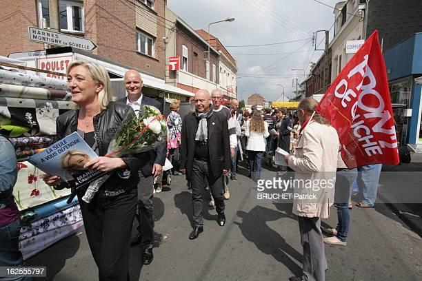 Election Campaign Of 2012 Elections In The Eleventh District Pas De Calais Duel Le PenMelenchon Les élections législatives françaises des 10 et 17...