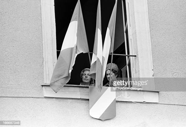 Election Campaign Of General Charles De Gaulle In Vendee France mai 1965 le général Charles De Gaulle alors président de la République française part...