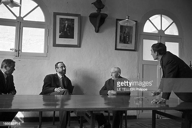 Election Campaign Of Mouvement For Reform First Round Election June 1968 Le 19 juin 1968 Edgard PISANI du mouvement pour la réforme battu dès le...