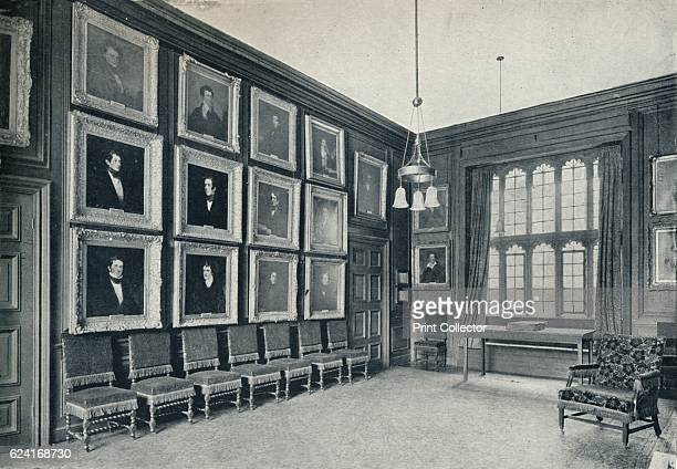 Election Chamber' 1926 Eton College is a boarding independent school for boys in Eton Berkshire near Windsor founded in 1440 by King Henry VI...