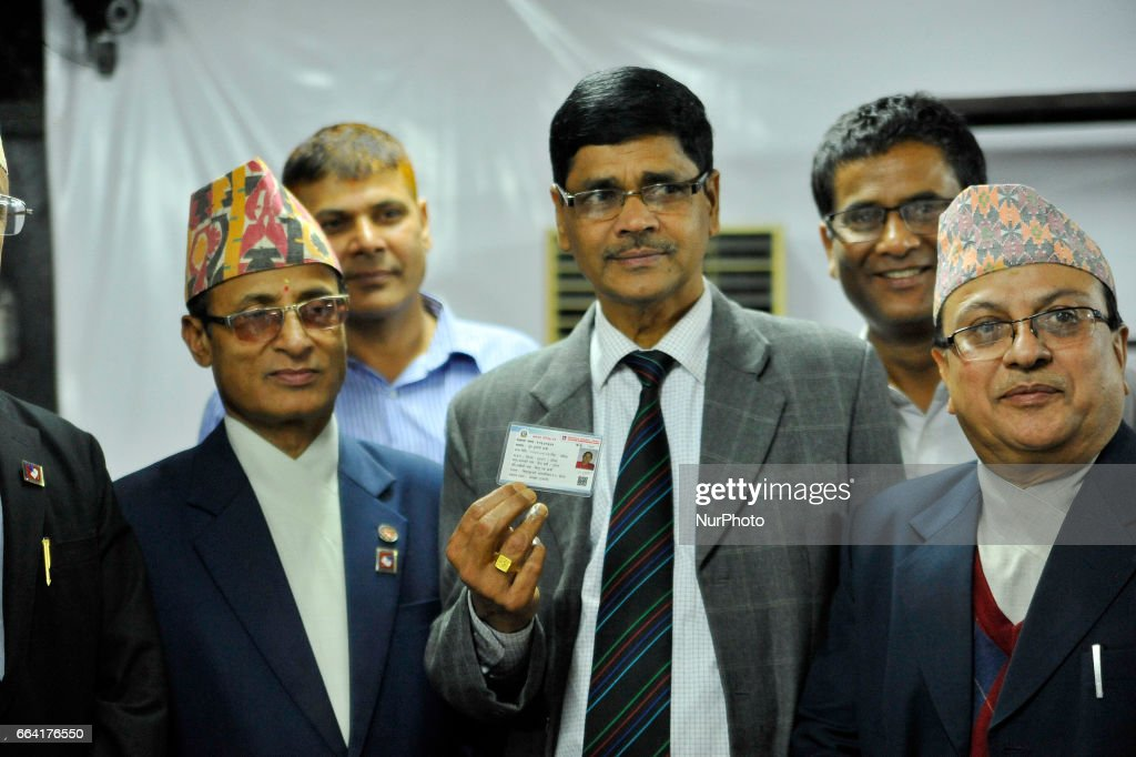 Election commission starts printing voters id cards in nepal photos election commissioner ishwori prasad paudyal chief election commissioner dr ayodhee prasad yadav and narendra publicscrutiny Choice Image