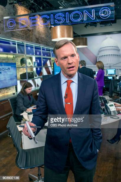 Election Coverage John Dickerson comments on the various races