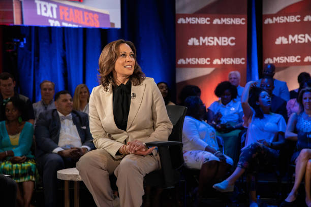 "SC: MSNBC's ""2019 Election Coverage"" Kamala Harris Town Hall"