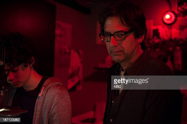 PARENTHOOD 'Election Day' Episode 509 Pictured Max Burkholder as Max Braverman Ray Romano as Hank