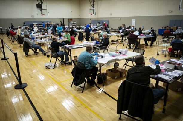 MD: Mail-In Ballots Processed Ahead Of Presidential Election