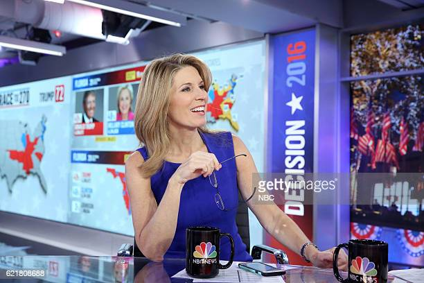 COVERAGE Election Night 2016 Pictured Nicolle Wallace Republican Strategist NBC News Political Analyst on Tuesday November 8 2016 in New York