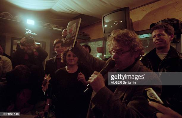 Election Of The European Parliament Of June 13Th 1999 Daniel CohnBendit In Angouleme Angoulême 29 janvier 1999 Lors du Festival international de la...