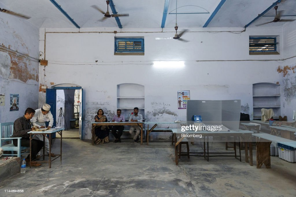 IND: Last Phase Of Voting In India's Election