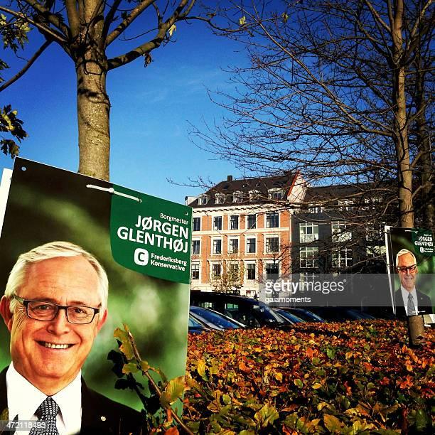 Elección pósteres en Dinamarca